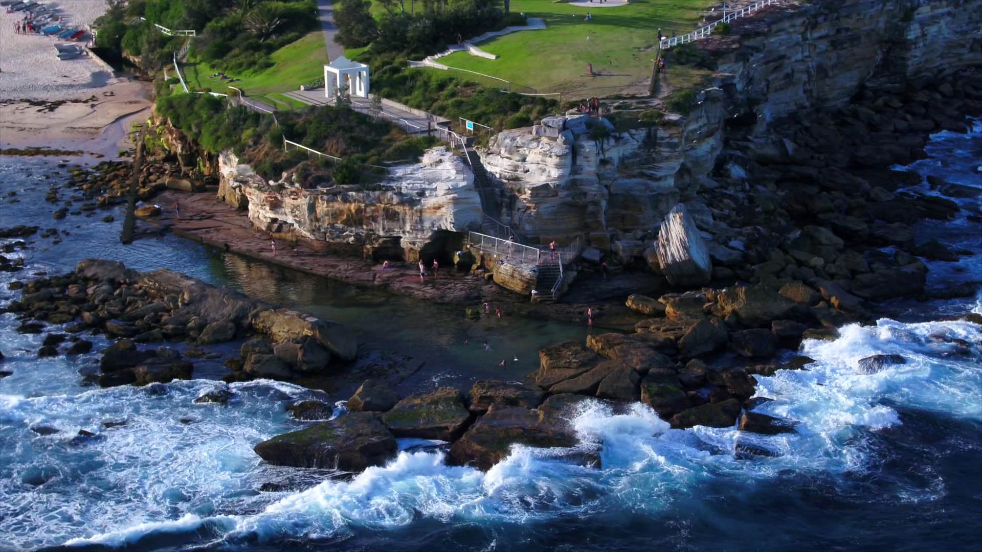 CameraCrew - James Rose Aerial photography